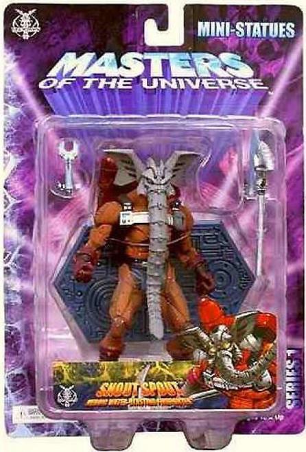 NECA Masters of the Universe Series 1 Snout Spout Mini Statue