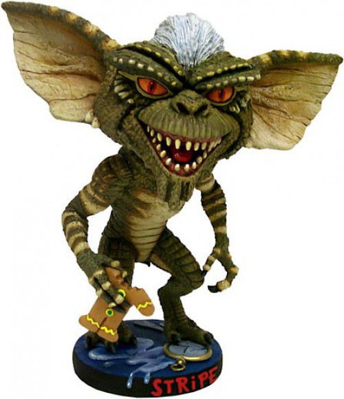 NECA Gremlins Head Knockers Stripe 8-Inch Bobble Head