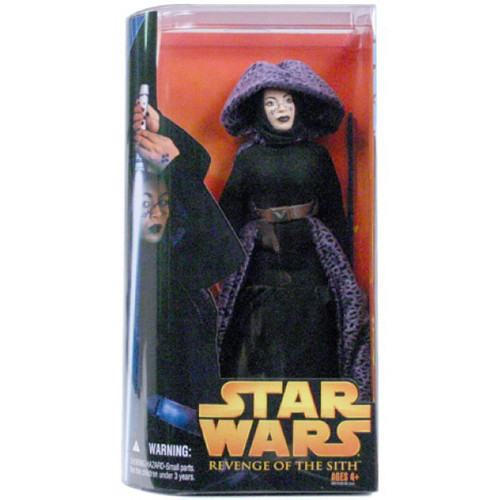 Star Wars Revenge of the Sith Barriss Offee Deluxe Action Figure