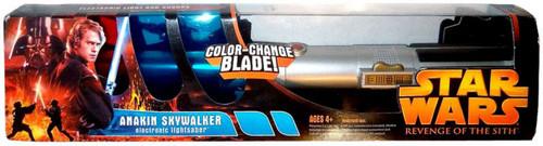Star Wars Anakin Skywalker to Darth Vader Electronic Lightsaber Electronic Lightsaber [2005, Color Change]
