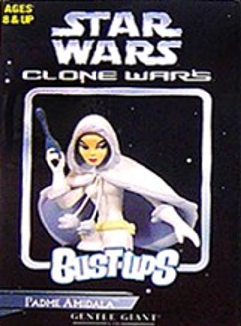 Star Wars The Clone Wars Bust-Ups Series 7 Padme Amidala Micro Bust