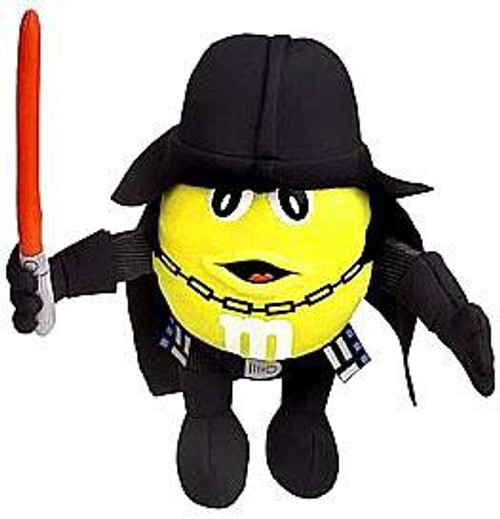 Star Wars M&Ms Chocolate Mpire Plush Buddies Series 1 Darth Vader Plush