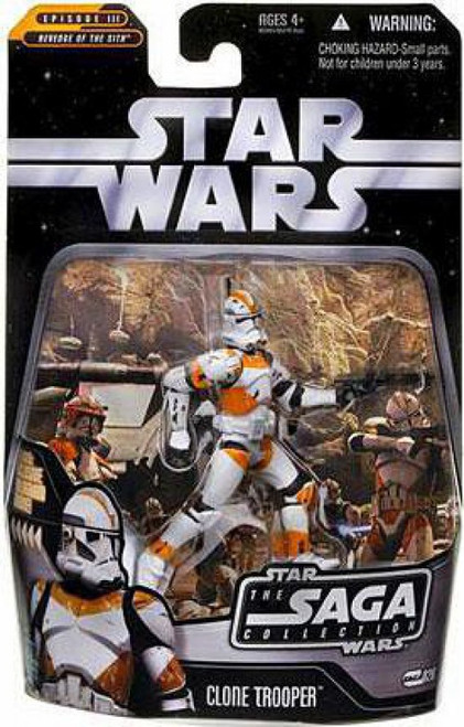 Star Wars Revenge of the Sith 2006 Saga Collection Clone Trooper Action Figure #26 [Utapau]