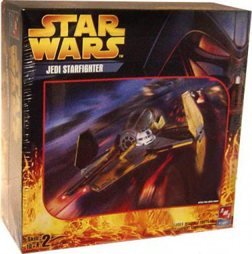 Star Wars Model Kits Jedi Starfighter Plastic Model Kit