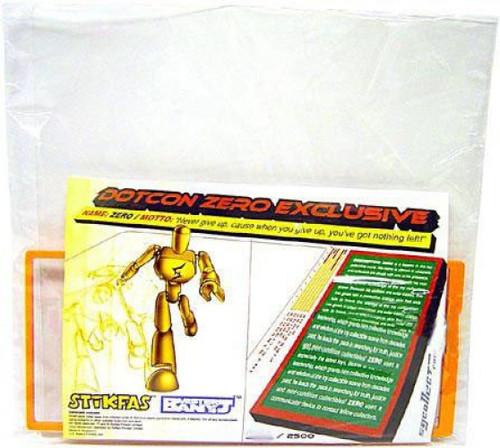 Stikfas DotCon Zero Exclusive Exclusive Action Figure Kit