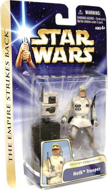 Star Wars The Empire Strikes Back Hoth Trooper Action Figure #01 [Hoth Evacuation]
