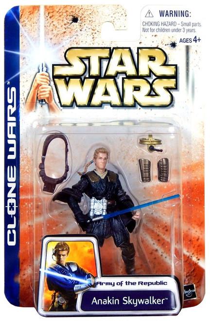 Star Wars The Clone Wars Unknown Year Anakin Skywalker Action Figure