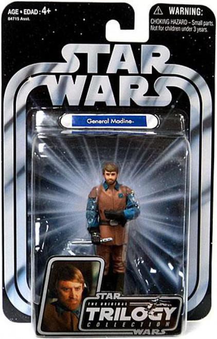 Star Wars Return of the Jedi 2004 Original Trilogy Collection General Madine Action Figure #36