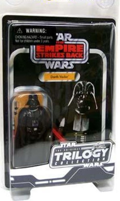 Star Wars A New Hope 2004 Original Trilogy Collection Darth Vader Action Figure