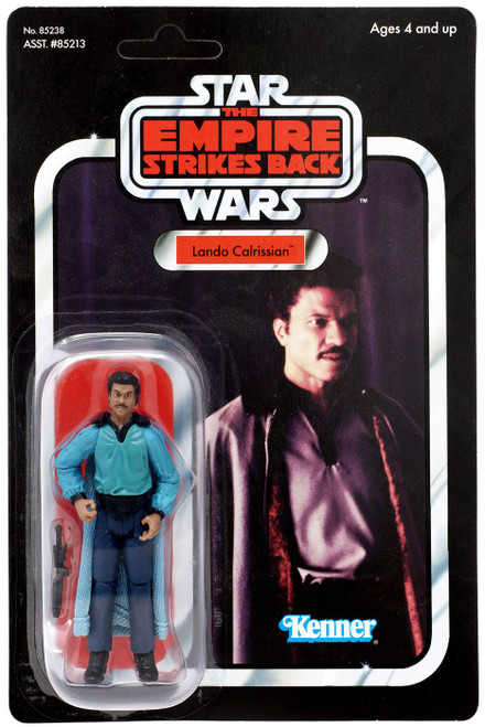 Star Wars The Empire Strikes Back 2004 Original Trilogy Collection Lando Calrissian Action Figure