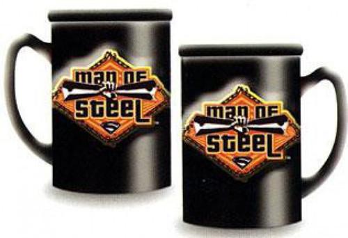 Superman Returns Man of Steel Cermaic Mug
