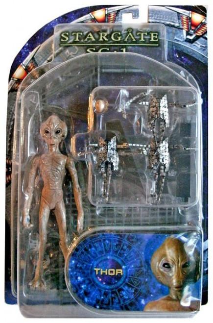 Stargate SG-1 Series 2 Supreme Commander Thor Action Figure