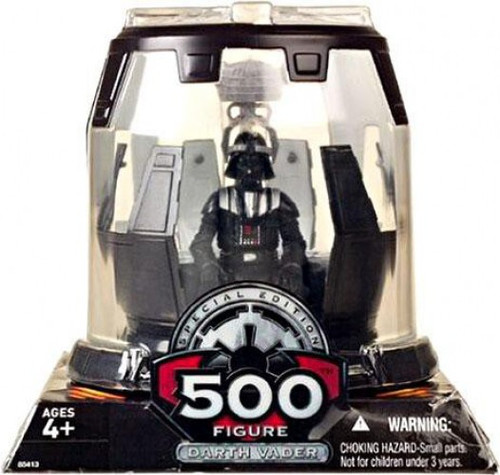Star Wars The Empire Strikes Back 500th Special Edition Darth Vader Exclusive Action Figure