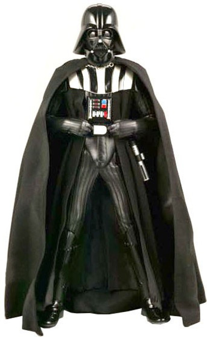 Star Wars A New Hope Real Action Heroes Darth Vader Action Figure