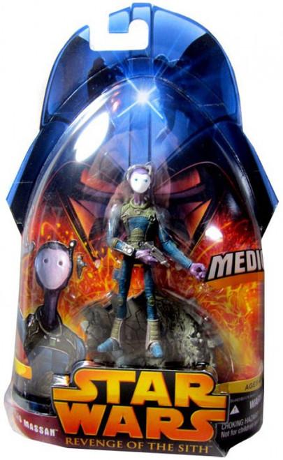 Star Wars Revenge of the Sith 2005 Polis Massan Action Figure #39