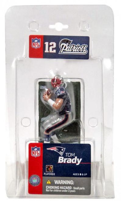 McFarlane Toys NFL New England Patriots Sports Picks 3 Inch Mini Tom Brady Mini Figure