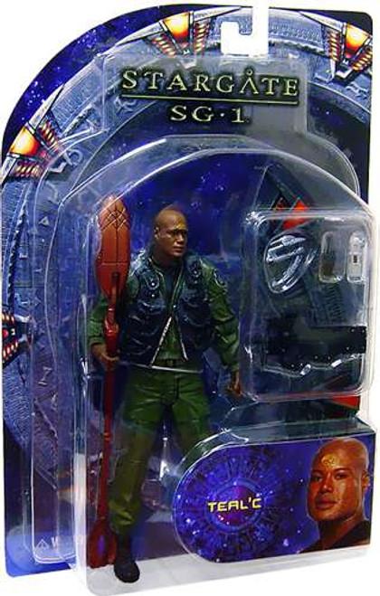 Stargate SG-1 Series 2 Teal'c Action Figure