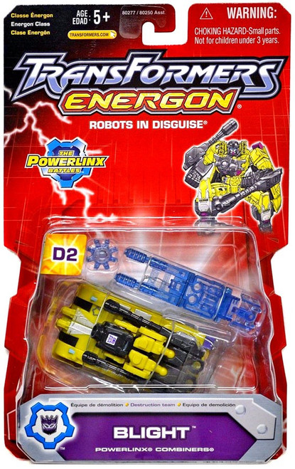 Transformers Energon The Powerlinx Battles Blight Action Figure D2