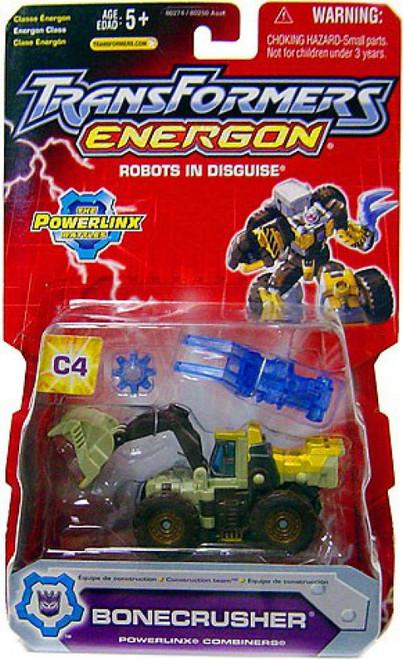 Transformers Energon The Powerlinx Battles Bonecrusher Action Figure C4