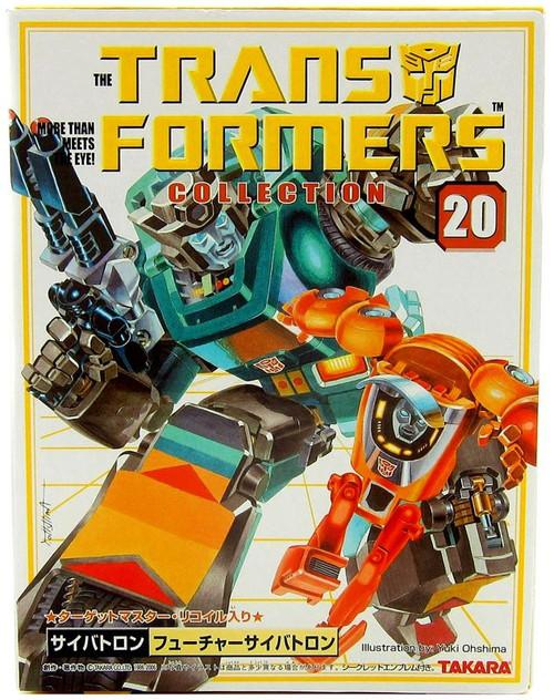 Transformers Japanese Collector's Series Kup & Wheelie Action Figure Set #20