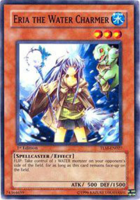 YuGiOh The Lost Millennium Common Eria the Water Charmer TLM-EN027
