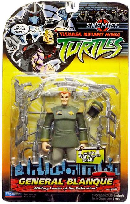 Teenage Mutant Ninja Turtles 2003 General Blanque Action Figure