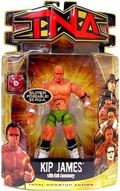 TNA Wrestling Series 5 Kip James Action Figure