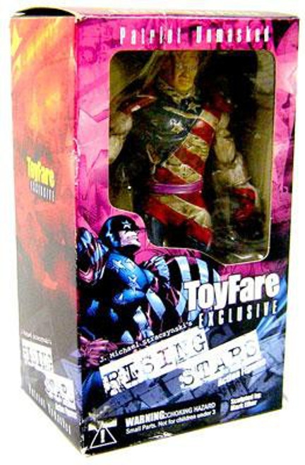 Rising Stars Patriot Unmasked Exclusive Action Figure