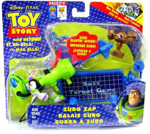 Disney Toy Story and Beyond Zurg Zap Mini Figure Set