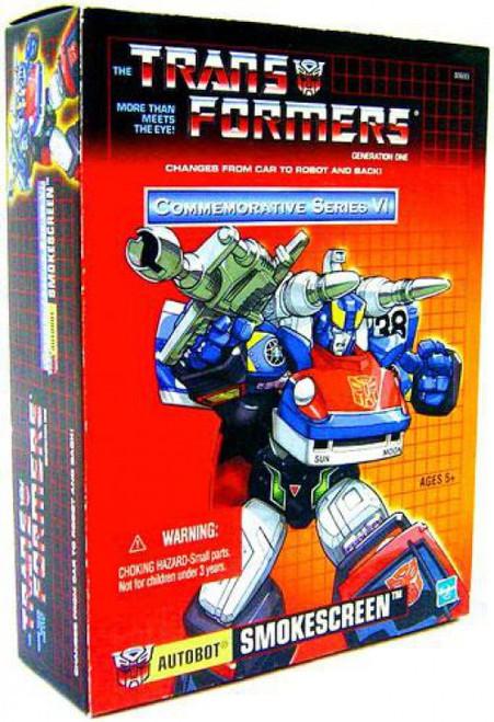 Transformers Generation 1 Commemorative Series VI Smokescreen Action Figure
