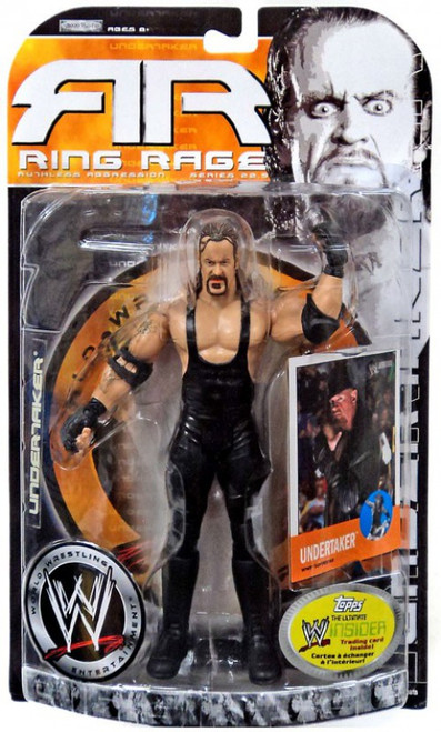 WWE Wrestling Ruthless Aggression Series 22.5 Ring Rage Undertaker Action Figure