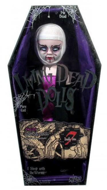 Living Dead Dolls 7 Deadly Sins Vanity 10-Inch Doll