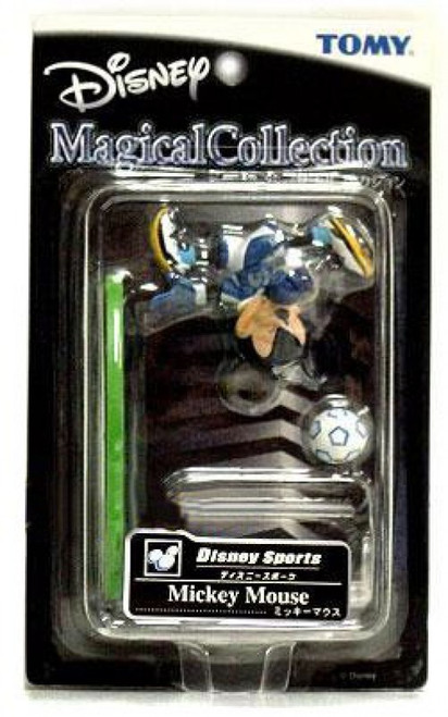 Disney Magical Collection Mickey Mouse 4-Inch Figure #044 [Disney Sports]