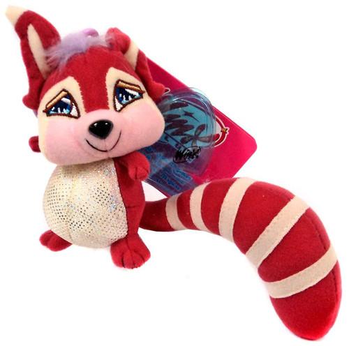 Winx Club Magical Fairy Friend Raccoon Plush