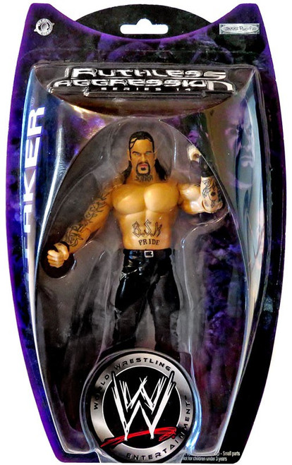 WWE Wrestling Ruthless Aggression Series 14 Undertaker Action Figure