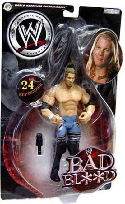 WWE Wrestling Bad Blood Chris Jericho Action Figure