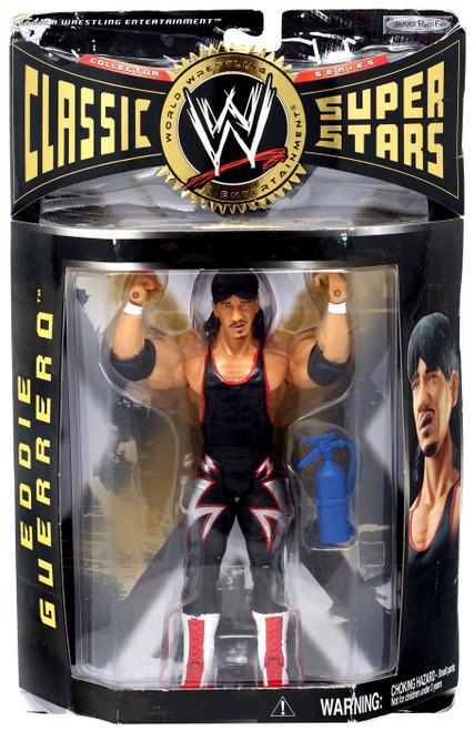 WWE Wrestling Classic Superstars Series 7 Eddie Guerrero Action Figure