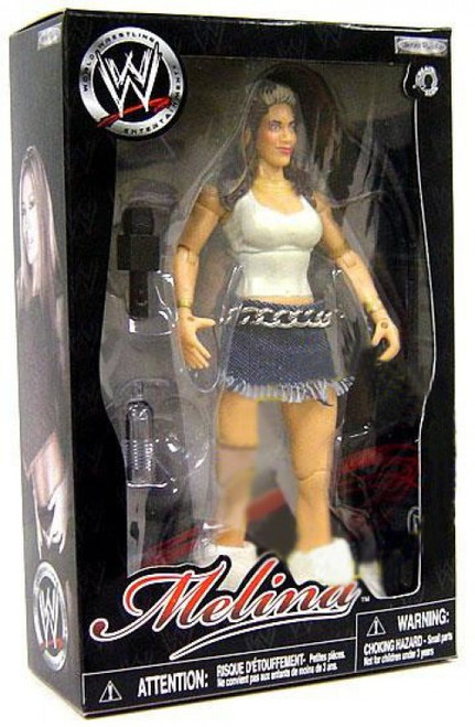 WWE Wrestling Exclusives Melina Exclusive Action Figure