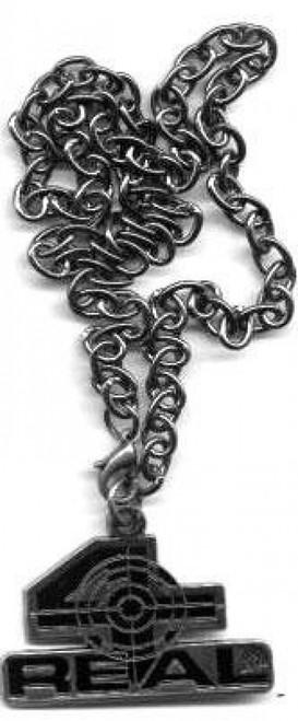 WWE Wrestling Superstar Necklaces Chris Benoit's 4 Real Necklace