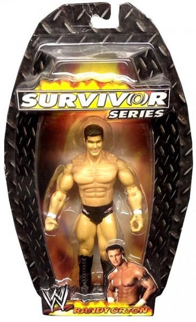 WWE Wrestling Survivor Series 2006 Randy Orton Action Figure