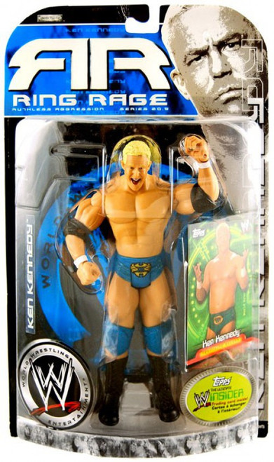 WWE Wrestling Ruthless Aggression Series 20.5 Ring Rage Mr. Ken Kennedy Action Figure