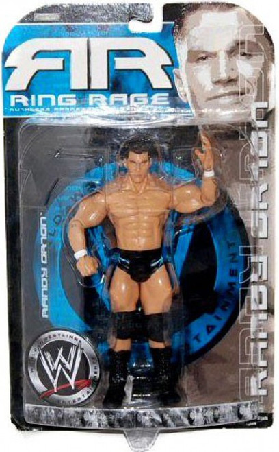 WWE Wrestling Ruthless Aggression Series 20.5 Ring Rage Randy Orton Action Figure