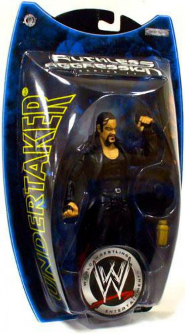 WWE Wrestling Ruthless Aggression Series 11 Undertaker Action Figure