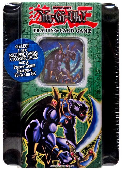 YuGiOh 2005 Panther Warrior Tin Set