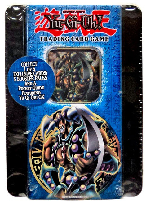 YuGiOh 2005 Vorse Raider Tin Set