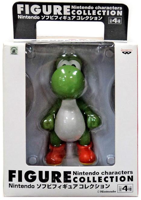 Super Mario Bros Yoshi 4-Inch Vinyl Figure