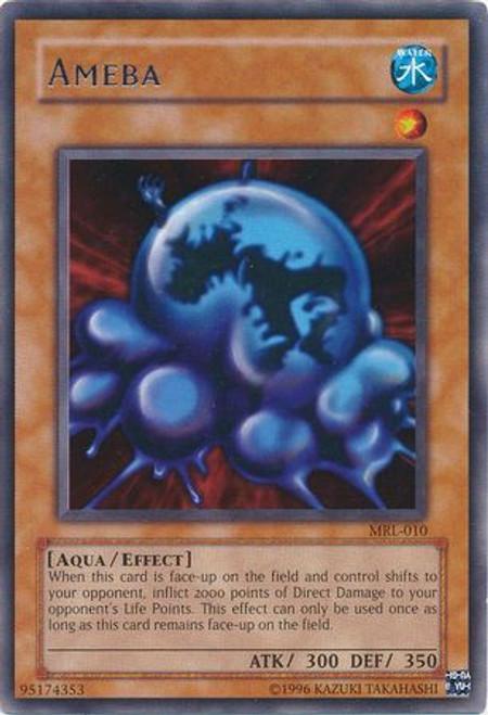 YuGiOh Magic Ruler Rare Ameba MRL-010
