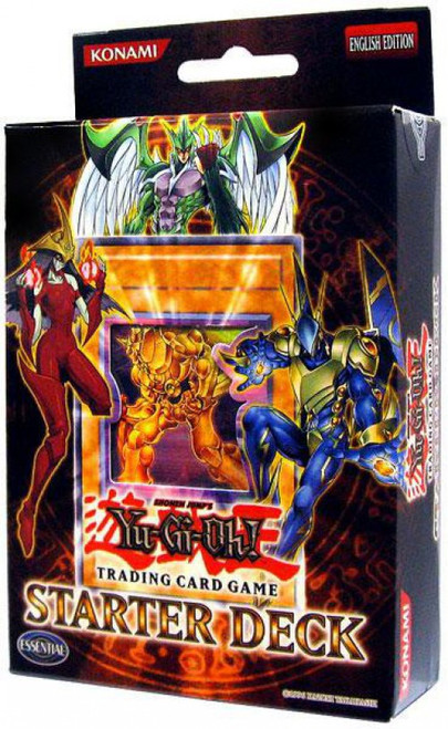 Trading Card Game YuGiOh GX 2006 Starter Deck