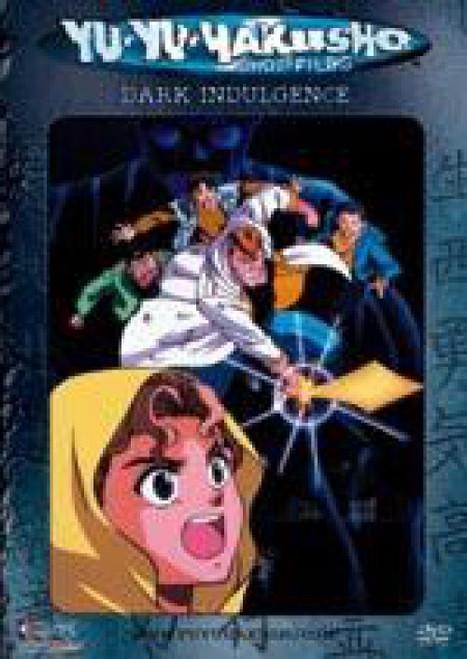 Yu Yu Hakusho Chapter Black Dark Indulgence DVD #22 [Uncut]