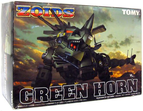 Zoids Green Horn Model Kit #04